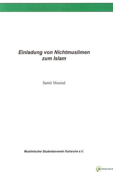 einladung von nichtmuslimen zum islam, 4,50 €, cordoba-buch.de, Einladung