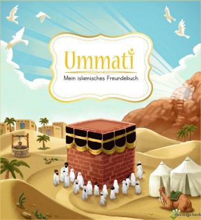 Ummati - Mein islamisches Freundebuch - Thema Mohammed s.a.w.s.